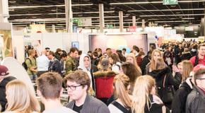 Berufe live Düsseldorf startet am 17. März  2017 mit rund 100 Ausstellern aus dem In- und Ausland