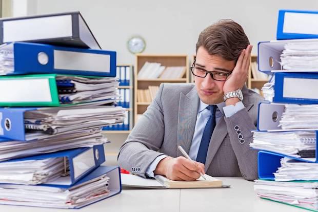Photo of Beruf / Karriere: So behält man in der wachsenden Informationsflut den Überblick