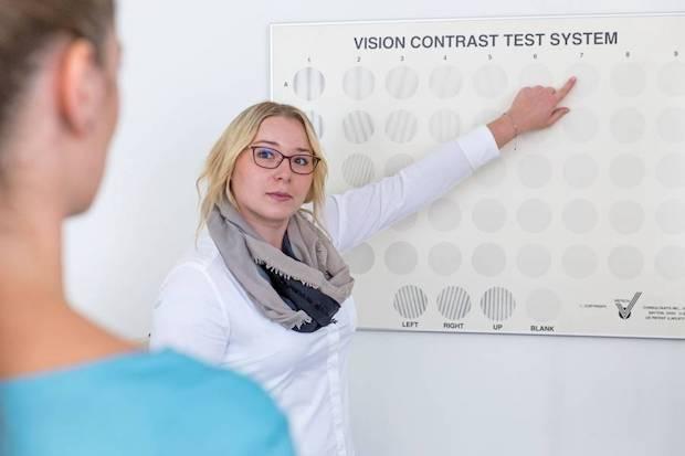 Photo of Ausbildungstipp: Augenoptiker arbeiten präzise und mit viel Einfühlungsvermögen